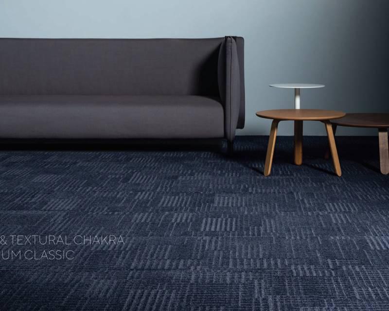 21 Chakra Carpet Tiles