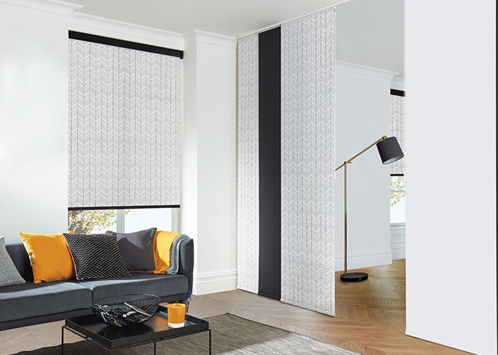 Blinds Shutters Product 05 Panel Glide